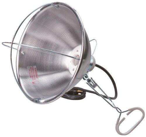 6 each: Ace Brooder/Heat Lamp (1CB-009-006FWH)