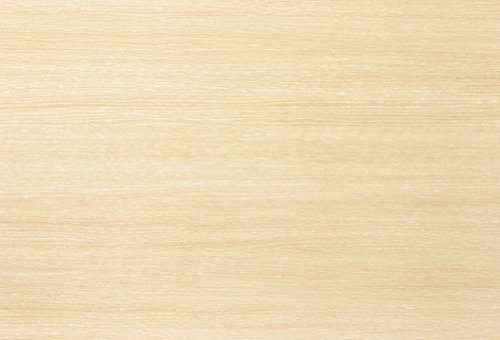 Magic-fix Peel & Stick Walnut Cypress Oak Wood Textured Vinyl Flower Mosaic Solid Self-Adhesive Wallpaper Shelf Liner Table and Door Reform (DW-11 : 1.64 feet X 9.84 feet)