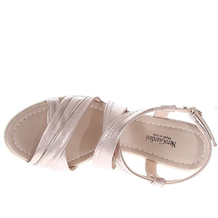 Scarpe E Borse Da Donna Sandali Nero Giardini Sandalo Mod P805670d Nut