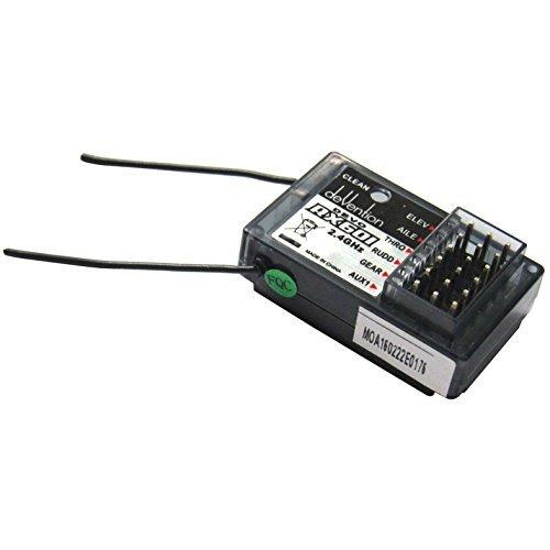 Walkera Rx601 6ch 2.4g Rx-601 Receiver for Devo 6 7 8 10 12 Transmitter by Walkera