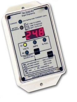 Meter Trimetric - Bogart Trimetric TM-2030-RV-F Amp Hour Meter