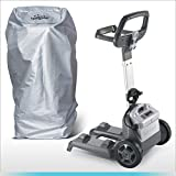 DOLPHIN Robotic Pool Cleaner Base Mount Caddy and Caddy Cover Bundle Nautilus, Nautilus CC Plus, Oasis Z5i and More