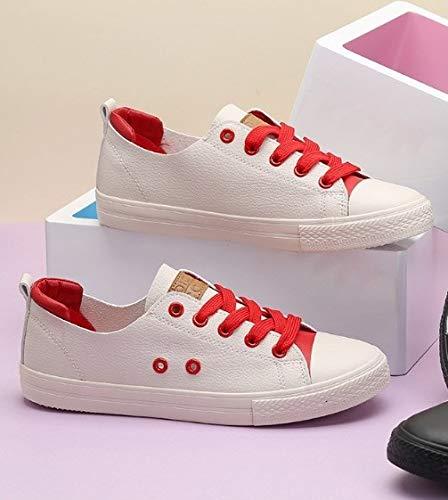 Signore Ysfu Traspirante Sneakers Casual Tela Impermeabile Scarpe Grandi Sportive Da Fitness Di Dimensioni Sneaker All'aperto Piatte Donna Basse rPqarw