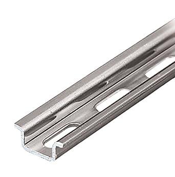 210-111 - DIN Mounting Rail, Steel Carrier Rail, Rail