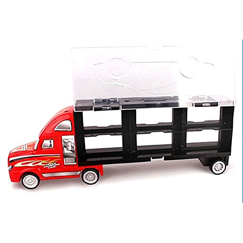 vinmax Truck Sets Alloy Transport Car Carrier Toys 13 Pcs / Set Children Birthday New Years Gaming Play Toys Gifts by vinmax (Image #8)