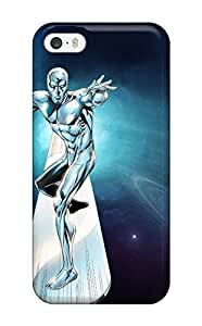 [LmyHzHu12967aaMbi] - New Silver Surfer Protective Iphone 5/5s Classic Hardshell Case