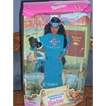 American Indian Barbie Doll by Mattel