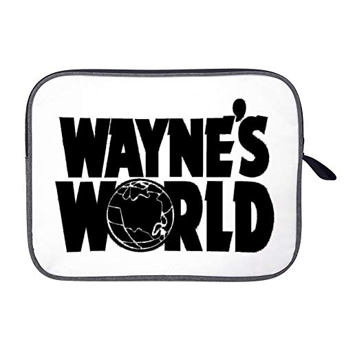 Flexfit Wayne's World 13inch inch Waterproof and Shockproof Light Weight, Easy to Carry Laptop case with Multiple Separate Pockets