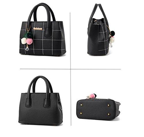 Bolso D Temperamento Crossbody Bag Fashion Bag PU Bolsas Hombro De JPFCAK Casual Lady Ms Coreana Versión Handbag wpfgaWSWqX