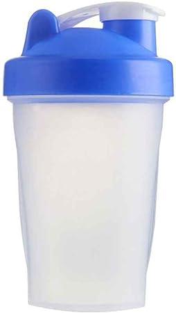 Compra Jinzuke La proteína 400ml Shake Gimnasio Shaker Mixer ...