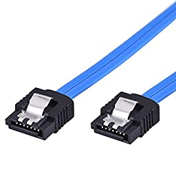 Mudder 5 Pack 18 Inch SATA III 6.0 Gbps Cable