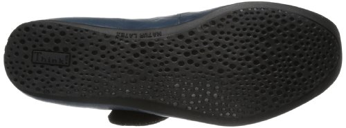 kombi up Lace Women's Think Derby Chilli Blue 86 Blau water IqW8C
