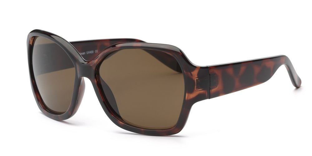 Real Kids Shades Shine Polycarbonates Frame and Sunglasses (Lens 10 Plus, Tortoise Fashion/Brown) 10SHITRT