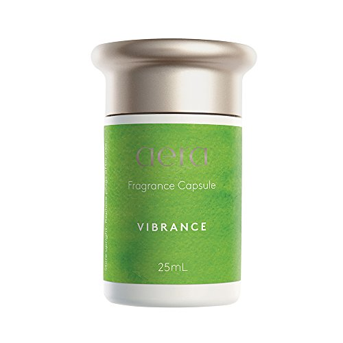 REFILL: Vibrance Fragrance Capsule with Notes of Pink Grapefruit, Green Florals and Amber; Fresh and Intoxicating by AERA