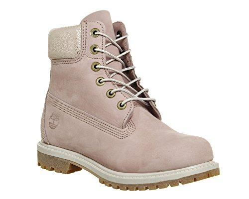 Classiques Ftb 6 metallic W 6in Pink Timberland Femme Boot In Premium Bottines qgwqTaR