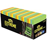 """Post-it Extreme Notes, Multi-Colored, 3"""" x 3"""", 45 Sheets per Pack, 32 Pack"""
