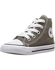 Converse Unisex-Child Mens Chuck Taylor All Star Canvas High Top