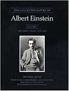 collected papers of albert einstein pdf