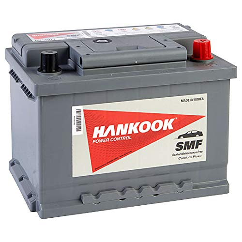 Hankook - mf56077 Car Battery 60Ah: