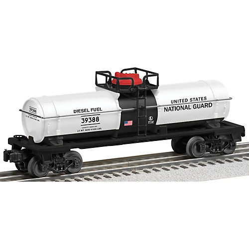 2018新発 Lionel Trains National Lionel Guard US National Trains Made Tank Car B00CFJVROM, 訓子府町:941c8604 --- a0267596.xsph.ru