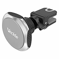 Why Choose Magnetic Car Phone Holder?  1. The magnetic car holder is universal for any size of devices;  2. Instantaneous adsorption: 4 powerful magnets in the phone holder are cross arrangement to form a closure magnetic field to enhance its magneti...