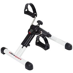 Ultrasport MPE Com 25 zusammenklappbares Mini-Fahrrad mit Computer - Arm und...