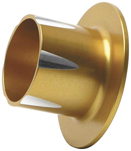(Two Brothers Racing 005-P1-G P1 PowerTip Sound Suppressor - Gold)
