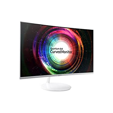 "Samsung LC27H711QENXZA CH711 Series Curved 27"" QHD Monitor 2560x1440 (2017 Model)"