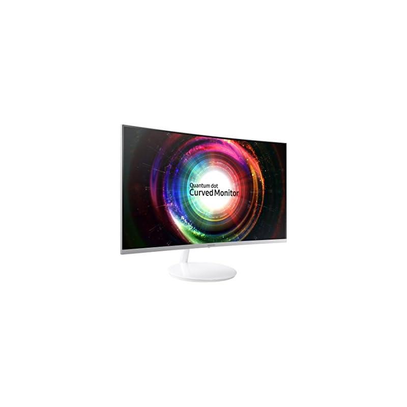 Samsung C32H711 32-Inch WQHD QLED Curved