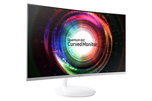 "Samsung C32H711 32"" WQHD (2560x1440) Curved QLED Monitor with FreeSync (LC32H711QENXZA)"