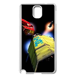 wipeout l Samsung Galaxy Note 3 Cell Phone Case White yyfD-041882