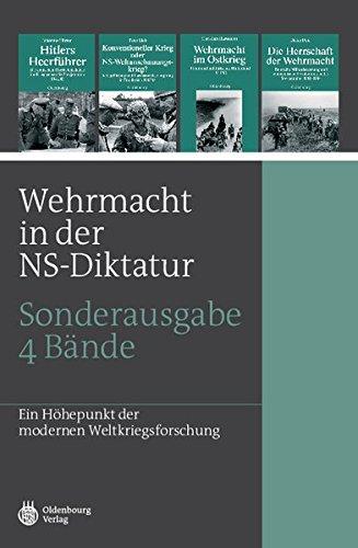 Wehrmacht in Der Ns-Diktatur. Sonderausgabe: 4 Bände