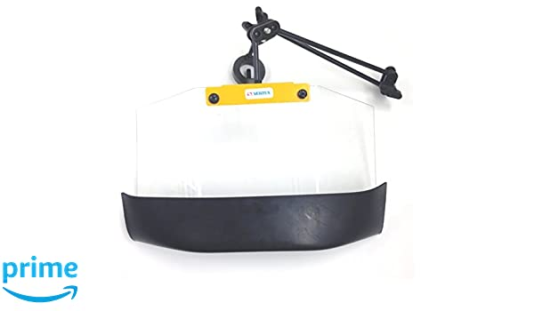 """Clamp On HHIP 4401-0519 Safety Shield with Universal Arm 21/"""" Reach"""