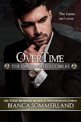 OverTime (The Dartmouth Cobras Book 9) (Game Misconduct)