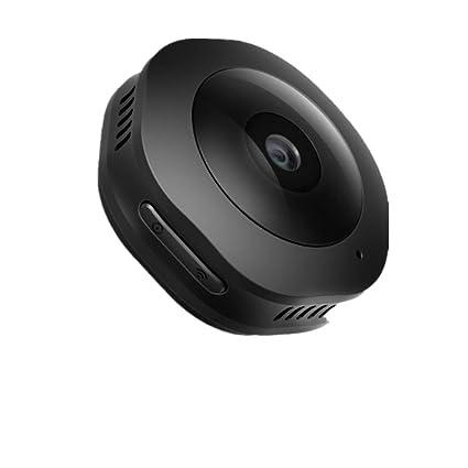 TIAN Mini Cámara WiFi – Wireless Spy CAM Oculta con Visión Nocturna De Detección De Movimiento
