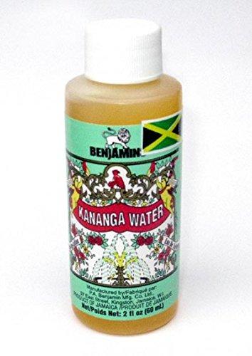 - BENJAMINS Kananga Water 2Oz/60ml