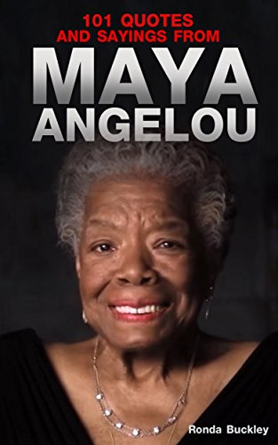 Quotes Sayings Maya Angelou Inspirational ebook product image