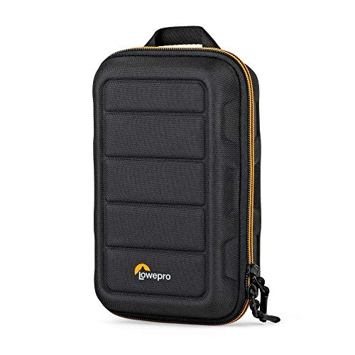 Lowepro Hardside CS 60 Case for Small Drone, 2X Action/Mirrorless Cameras, 1-2 Lenses & Accessories, Black