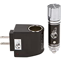 Car, RV and Home Air Purifier - Ozone Ion Air Cleaner | With Home 12V Adapter | Eliminate & Remove Cigarette Smoke, Food Odors, Pets Smells, Airborne Bacteria, Pollutants |Travel Size ~Great Gift