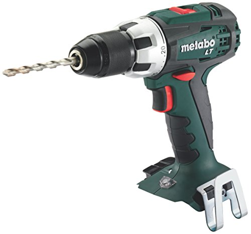 Metabo BS 18 LT BARE 1/2-Inch 18V Drill Driver Bare, Green/Black
