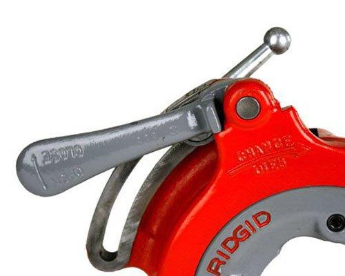 18c46f7132e ... RIDGID 97065 Model 811A Quick Opening Die Head (Certified Refurbished)  Steel Dragon Tools