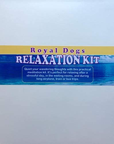 The Royal Dogs Relaxation KIT travel product recommended by Olga Horvat on Lifney.