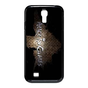 Alice In Chains Band For Samsung Galaxy S4 9500 Custom Cell Phone Case Cover 97II921208