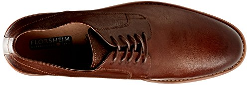 Florsheim Mens Rockit Plain Oxford Brown