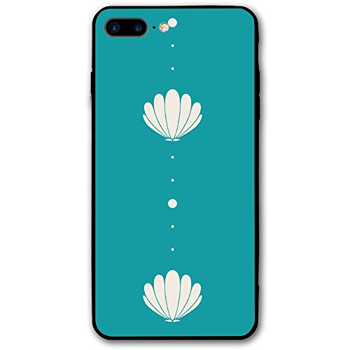 MOLLYY Cream Oysters Phone Case Design For Apple IPhone 8 Plus 5.5 Inch