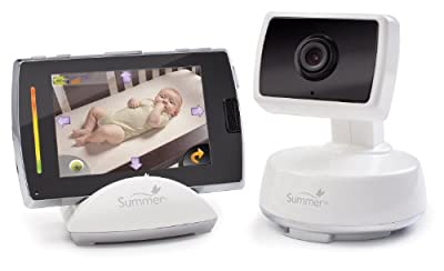 Summer Infant Baby Touch Boost Digital Color Video Baby Monitor (Discontinued by Manufacturer)