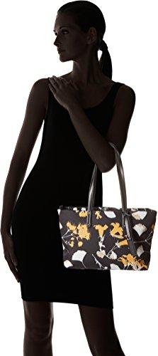 Swana L Shoulder bag 12x23x34 cm x TANNEUR W LE Women's Tricolore Multicolore Imprime H 54xHCqwS