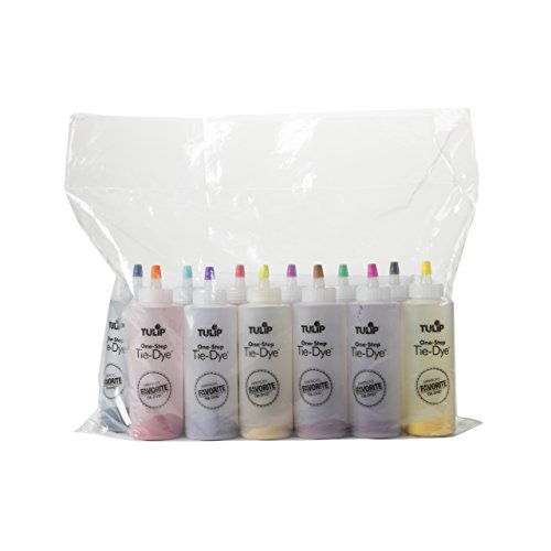 (Tulip Super Big 12 Color Tie Dye Kit Bundle)