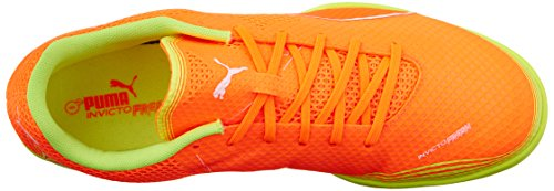 Puma Invicto fresca zapatilla de deporte Safety Yellow