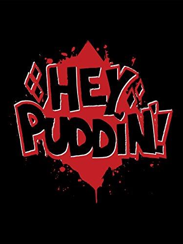 Grindstore Shirt Hey Puddin! da Donna in Nero